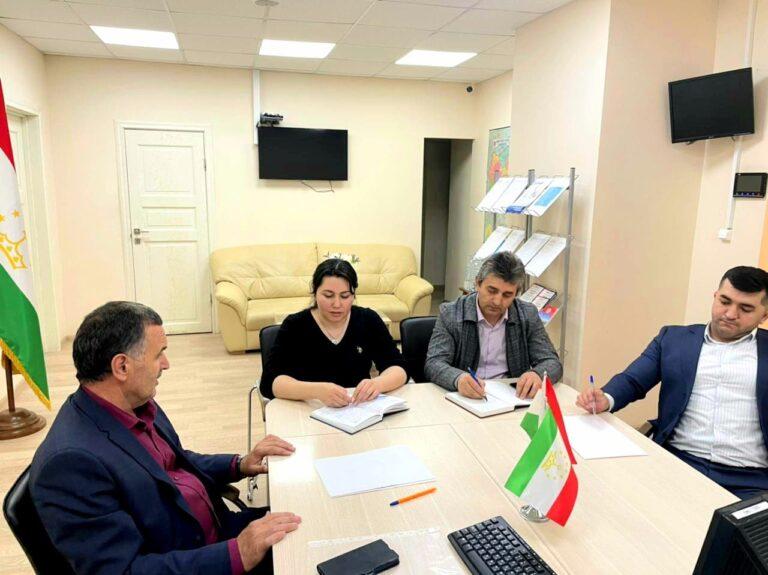 Таджики в Северной Осетии готовы помочь соотечественникам с трудоустройством
