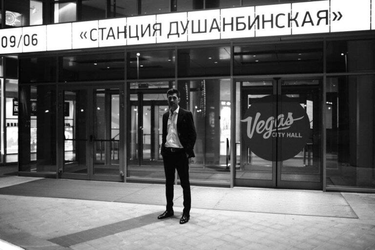 Аслишо Акимбеков – таджик в российском шоу-бизнесе